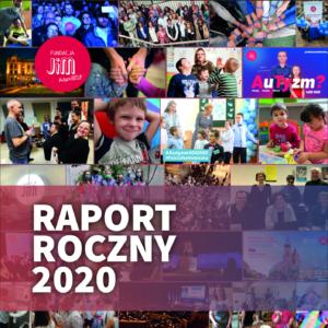 Raport Roczny 2020 Fundacja JIM